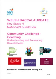 WELSH BACCALAUREATE Key Stage 4