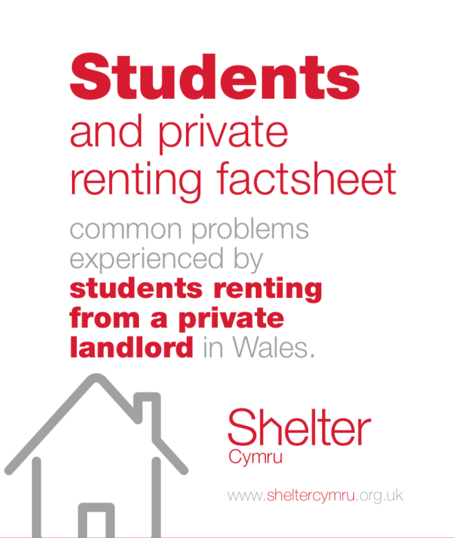 Students and private renting factsheet