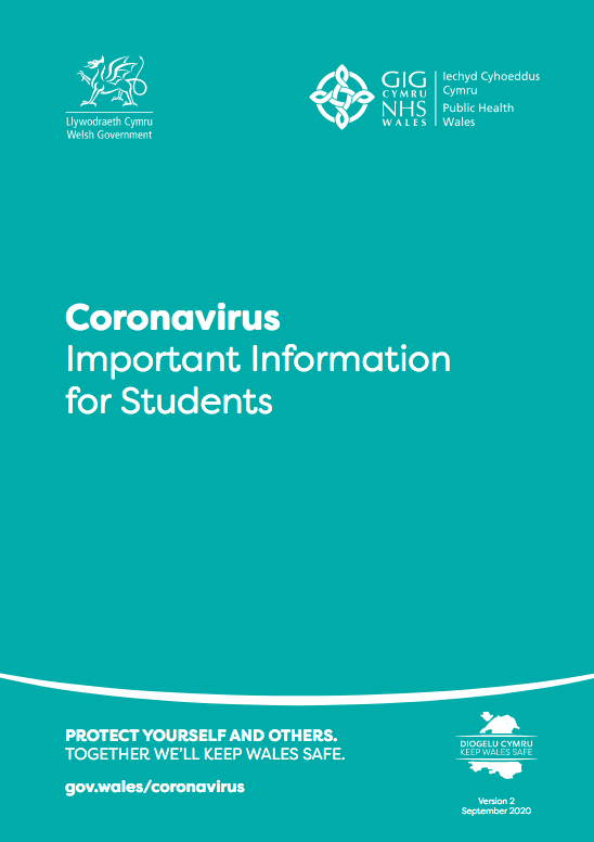 Coronavirus Important Information for Students
