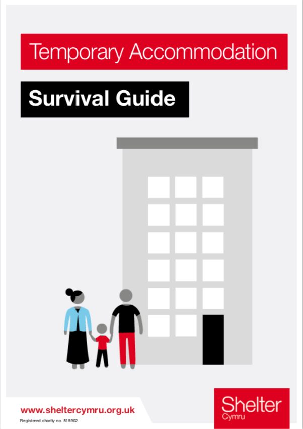 Temporary Accommodation Survival guide