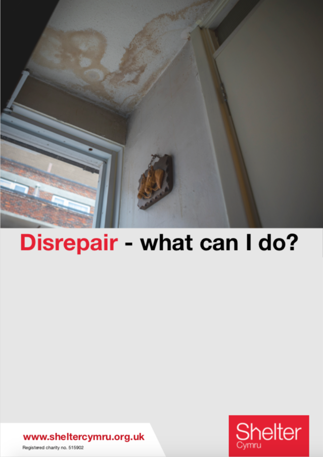 Disrepair - what can I do?